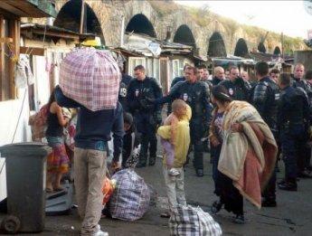 Les experts de l'ONU appellent Paris à éviter les expulsions de Roms