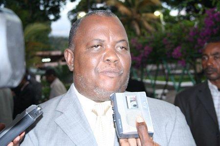 Idriss Ben Saïd Ahamada : « la démission du gouverneur Mohamed Ali Saïd n'engage pas la Ceni... »