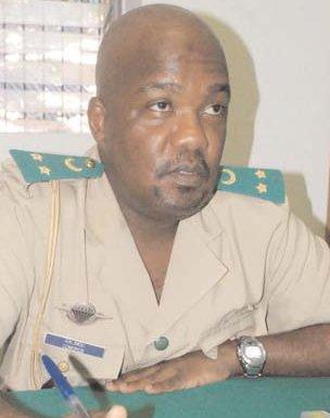 Le Général Salimou serait-il aux arrêts?