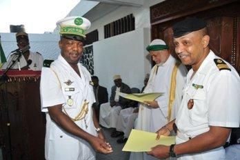 COMORES : Le général a fait son boulot