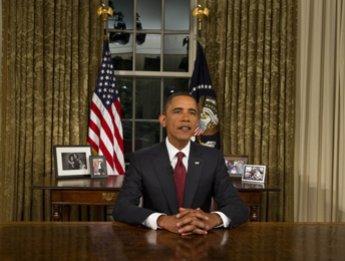"""Fin de la mission de combat en Irak, Obama appelle à """"tourner la page"""""""