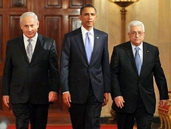 Négociations directes entre Netanyahou et Abbas en vue d'un processus de paix