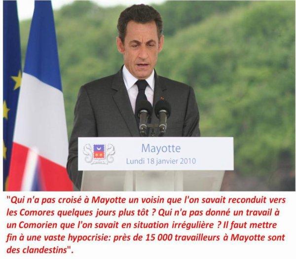 MAYOTTE : Garde à vue prolongée pour Ahmed Souffou
