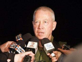 Le général Yoav Galant devient chef d'état-major de l'armée