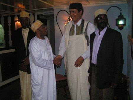 Pour un « renforcement des liens de fraternité qui unissent nos deux pays »