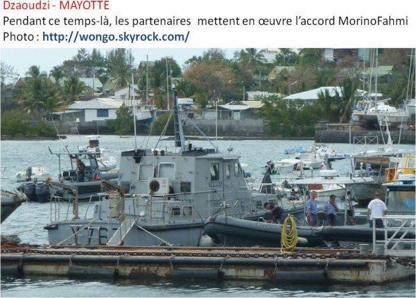 COMORES : Discours du chef de l'Etat au palais du Peuple