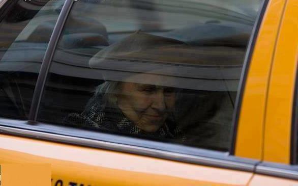 Un Taxi à New York.