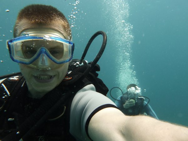 Wreck and reef diving in Varadero Cuba  with Henry and Charlie