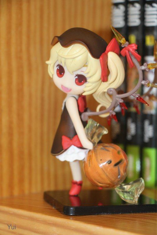 Première séance photo de mes Figurines manga ! partie 1