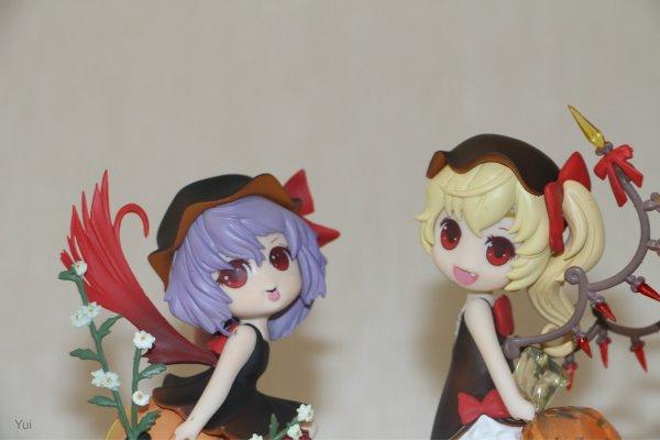 Coup de gueule //  Deuxième séance photo de mes Figurines + ma Nendoroid