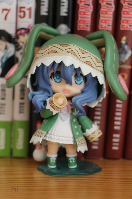 Troisième partie de la séance photo de ma Nendoroid Yoshino