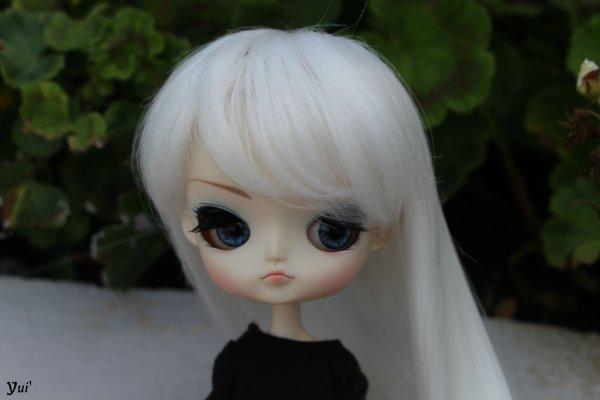Séance photo de Rainbow Dash nu comme un ver 8D :2: + les nouveaux acryliques de Malou et sa wig