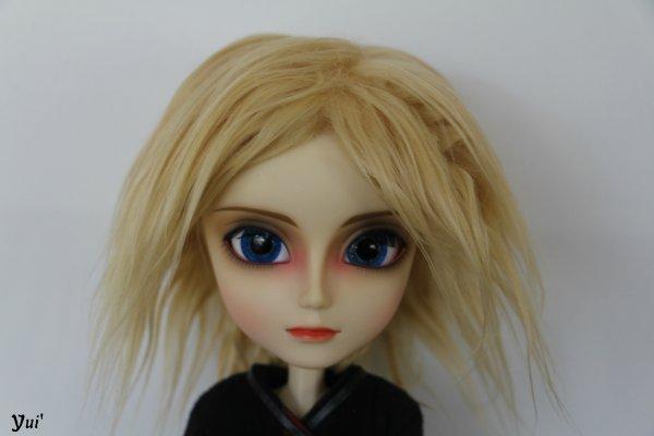Ma commande Jolie Doll de mon anniversaire :D