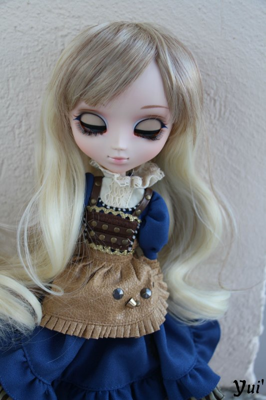 Partie 2 de la séance photo de Saya ! (Nouvelle Pullip Alice In Steampunk World)