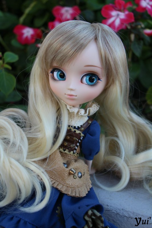 Partie 3, de la séance photo de ma nouvelle Pullip, Alice In Steampunk World ! Sayaaa ~