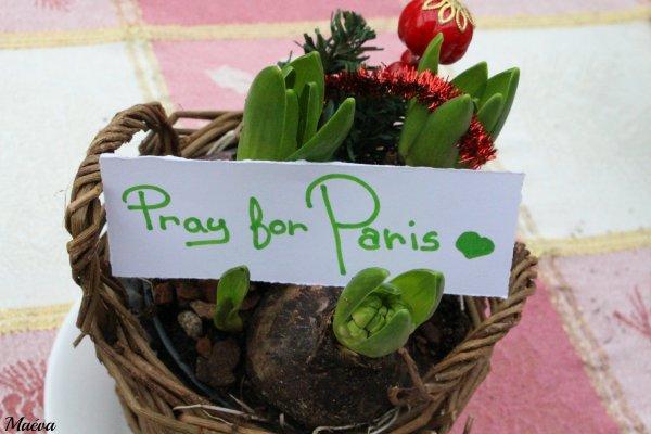 Pray For Paris. ♥