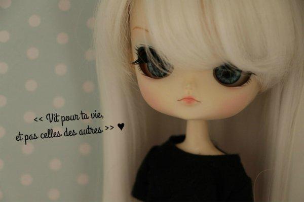 Petite séance photo de Malou ! :)