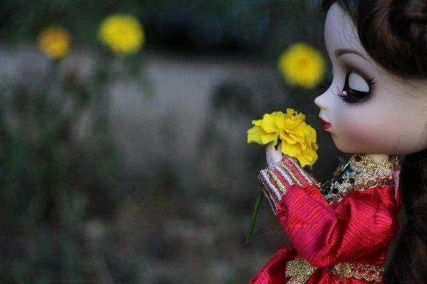 Séance photo de ma nouvelle poupée : Pullip Classical Queen [Partie 1]