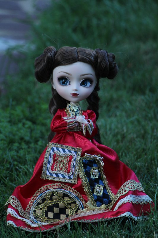 Séance photo | Pullip Classical Queen [Partie 2]
