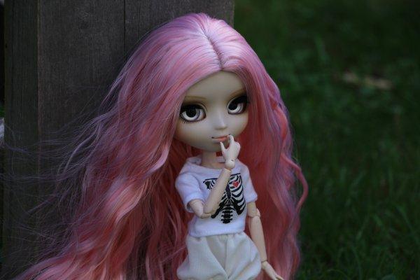 Isane a reçu sa wig définitif | Séance photo