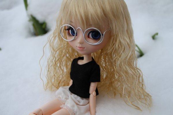 #3 Mes dolls dans la neige