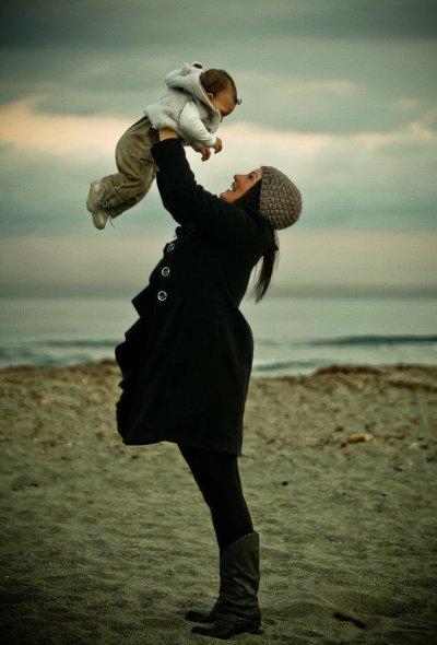 L'Amour maternel est le seul bonheur qui dépasse tout ce qu'on espérait.