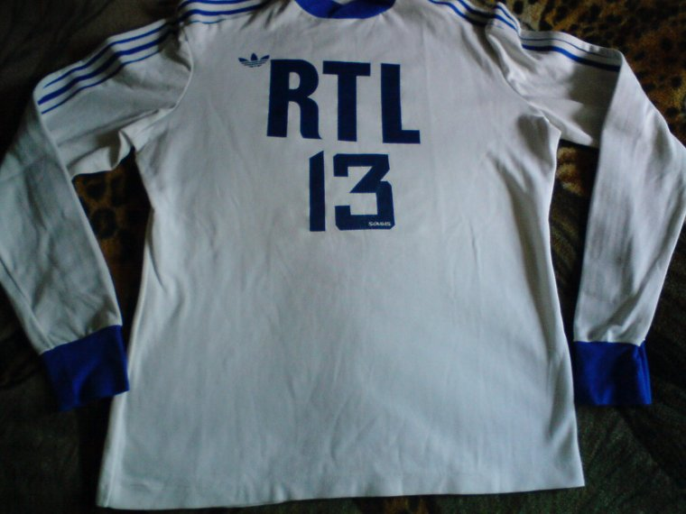 maillot TAF troyes 1975