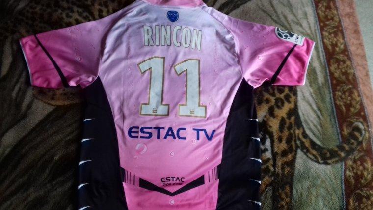 maillot estac 2011 2012 rincon