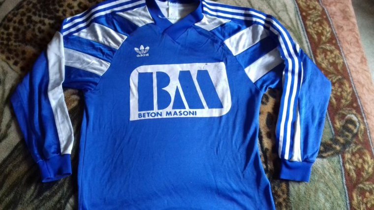 maillot atac troyes 1991 1992