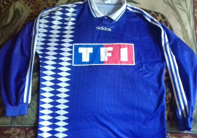 maillot coupe france strasbourg