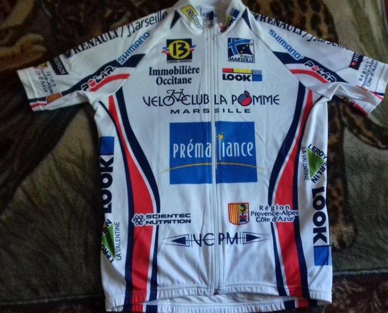 maillot cyclisme marseille