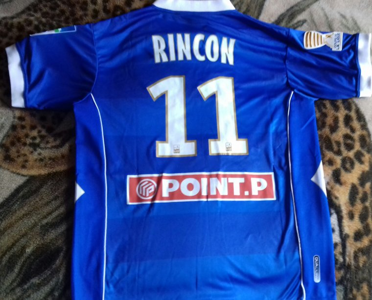 maillot estac 2013 2014 coupe ligue rincon