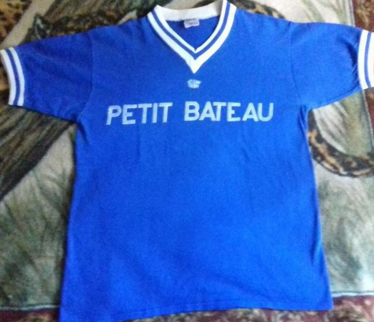 maillot TAF troyes 1972