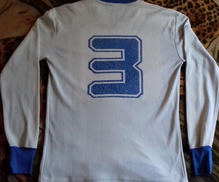 maillot TAF troyes 1974 le lamer