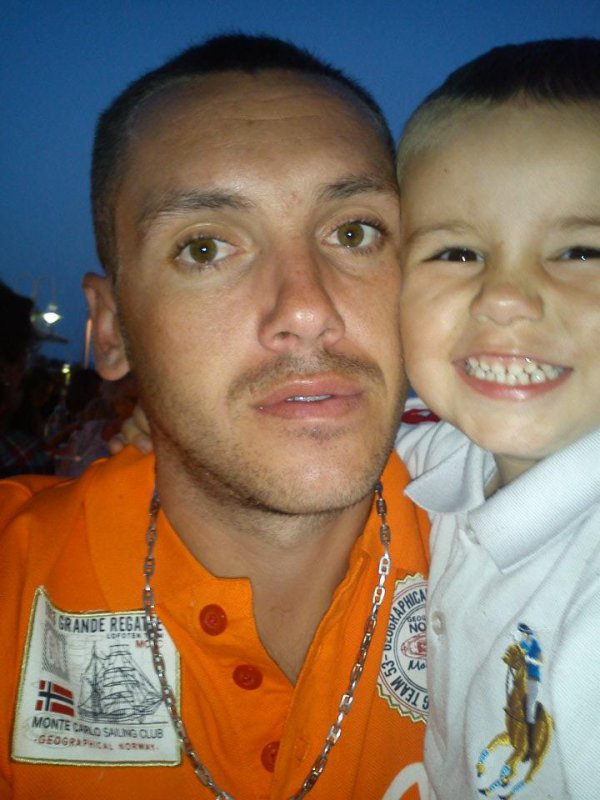 Moi et mon fils!!!