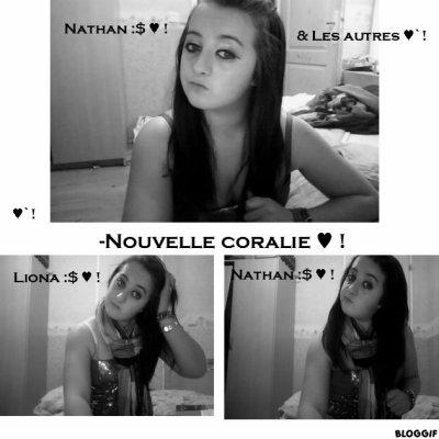 ~C0RAlLiiE ..♥ !