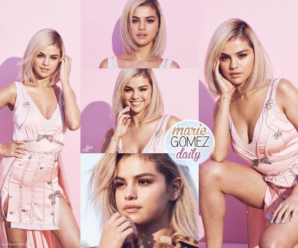 • 25/05/2018 : Quelques anciennes photos de notre petite Selena Gomez pour le magazine Harper Bazaar. Mon avis : Les photos sont superbes ! J'aime beaucoup son sourire et ses vêtements. C'est un TOP