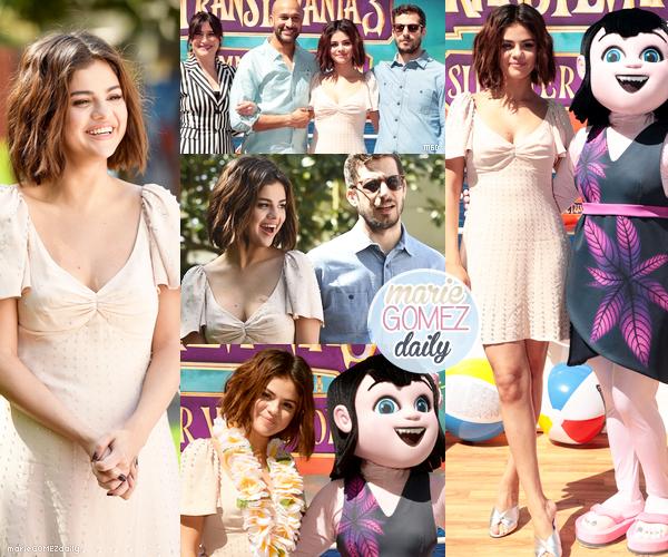 • 01/06/2018 : Quelques nouvelles photos personnelles de Selena en rapport avec son nouveau clip Back to you.  Mon avis : J'aime énormément les photos ! Selena est très mignonne dessus et j'aime sa coupe ainsi que ses habits.