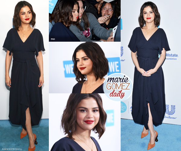 • 28/05/2018 :Une nouvelle photo de Selena Gomez pour Puma est sortie. Mon avis : Désolé pour la qualité de la photo mais j'aime beaucoup ! Sa tenue et sa façon d'être c'est un TOP !