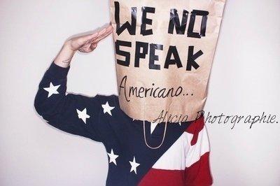 « Chacun a son Amérique à soi, et puis des morceaux d'une Amérique imaginaire qu'on croit être là mais qu'on ne voit pas. »