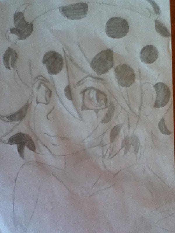 Mes dessins : maliki
