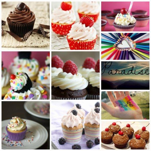 cupcakes à volonté