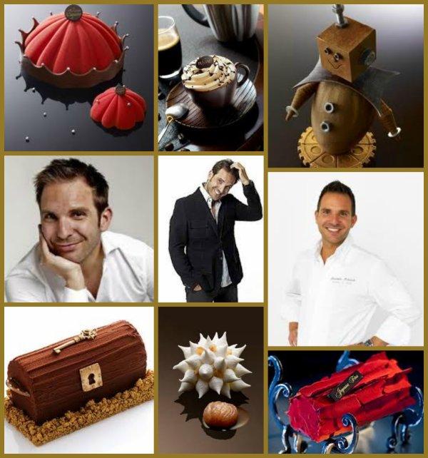 Cristophe Michalak : arts culinaires
