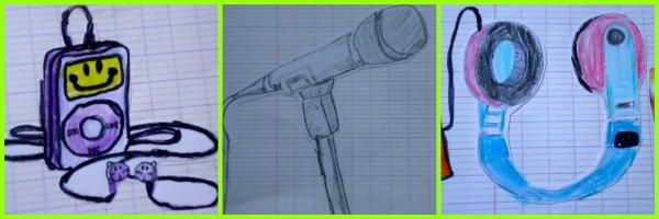 Mes dessins : )