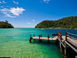 La Malaisie pays de mes vacances .