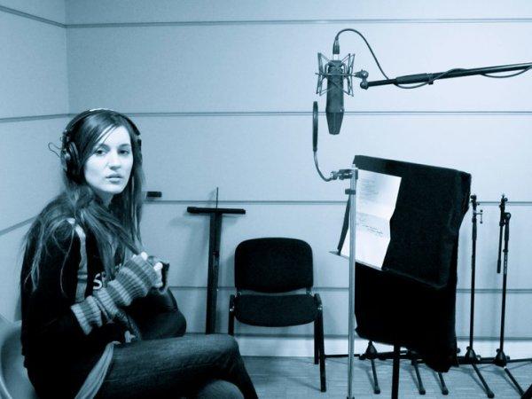 News du 02/02/11 Recording in Studio.
