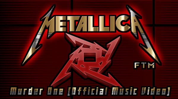 ✠... Metallica : Murder One [Official Music Video] …✠
