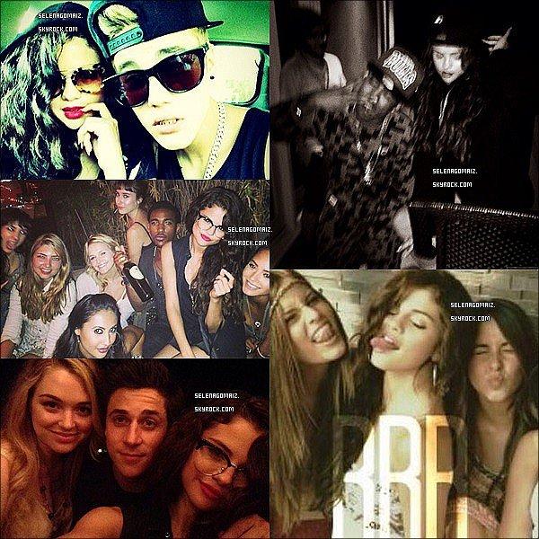 .Découvre des nouvelles photos personnelles de Selena..