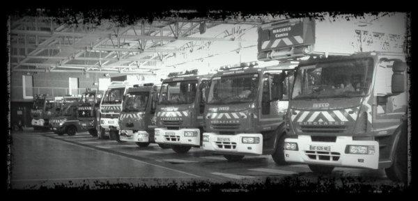 Sapeurs Pompiers ♥