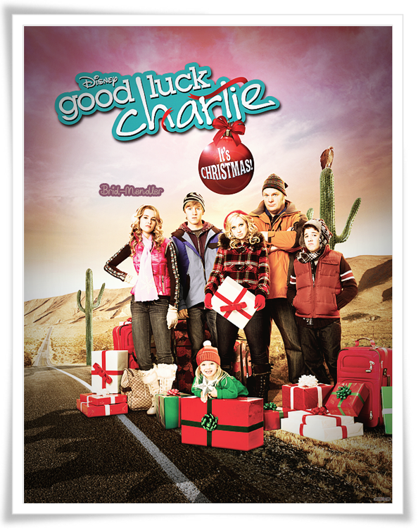 .        « Article spécial  Bonne Chance Charlie : It's Christmas ( Le Film )  »                 .